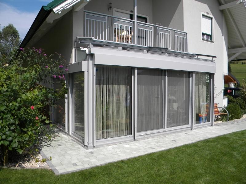 wintergarten alu niro design kaufmann. Black Bedroom Furniture Sets. Home Design Ideas